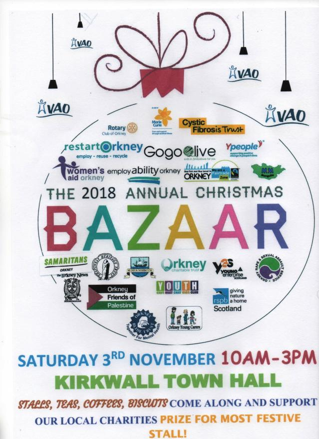 Charities Bazaar 2018