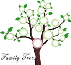 Tree Dna Education Family Frame