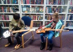 initial guitar lessons