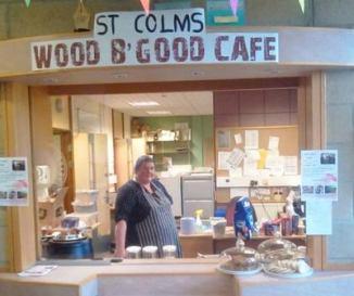 St Colm's Cafe