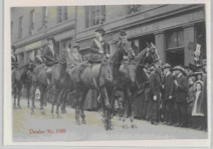 General Drummond Edinburgh Procession