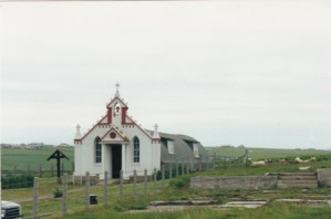 Italian Chapel B Bell