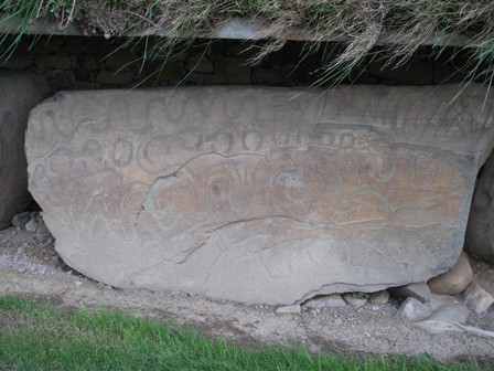 Knowth 1 B Bell
