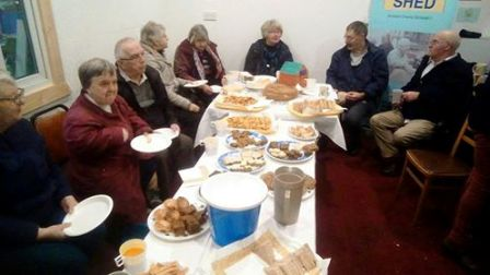 Orkney Mens Shed Birthday 1
