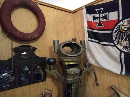 Scapa 100 Stromness Museum artefacts