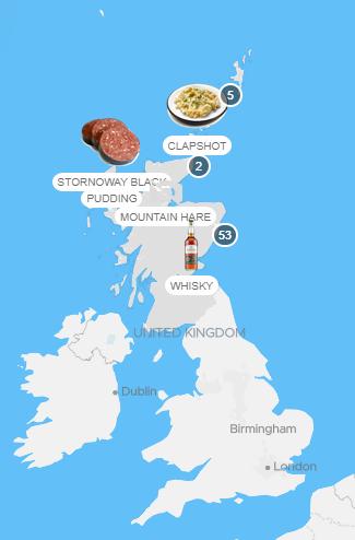 world food atlas