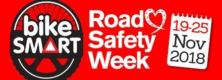 Bike Smart Road Safety Week 2018