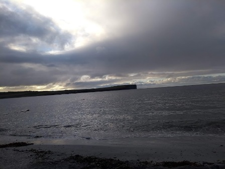 Birsay view to Marwick Head