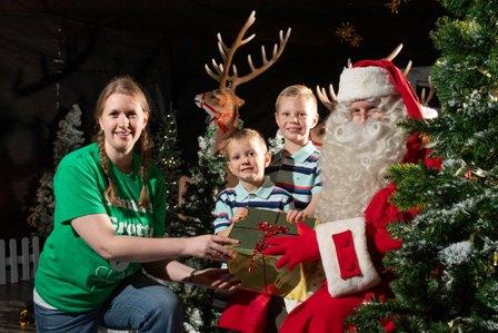 CLAN Santas Grotto 1