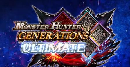 Monster Hunter Generations Ultimate 3