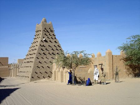 Timbuktu Sankore Mosque