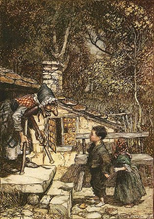 Hansel and Gretel Rackham