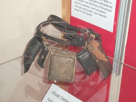 Stromness Museum amulet