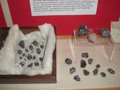 Stromness Museum stones