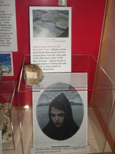 Stromness Museum the storm witch