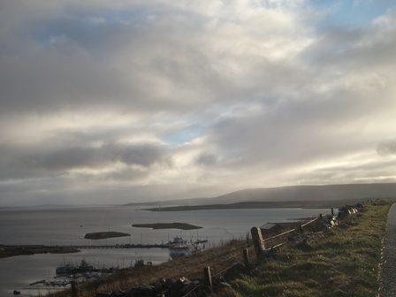 View over Stromness B Bell