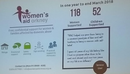Womens Aid Orkney