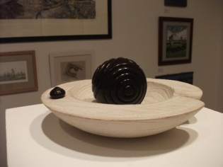 Michael Sinclairs ball in a dish B Bell