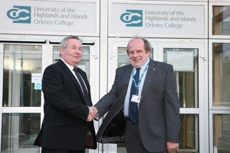 Principal of Orkney College