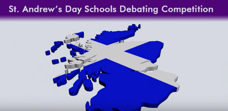 St Andrews Day Debate 1