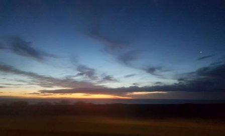 sunrise jan 12 ha