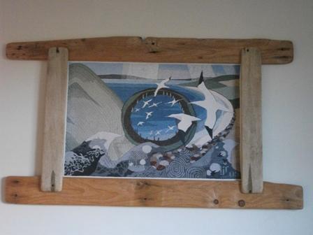 Hoxa tapestry Ring of Brodgar B Bell