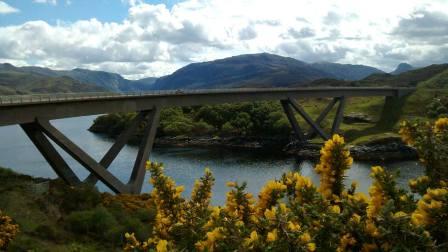 Chumhaing / Kylesku Bridge