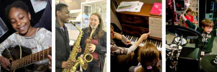 Music Learn to play day