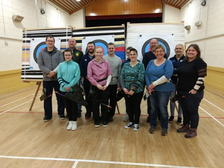 Orkney Archers First Beginners Course