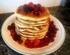 Summer Fruits Pancakes