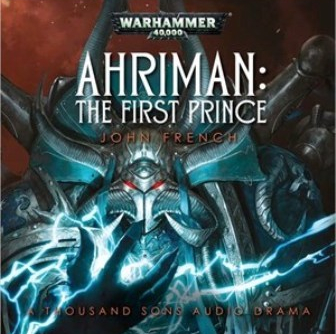 Ahriman audio book
