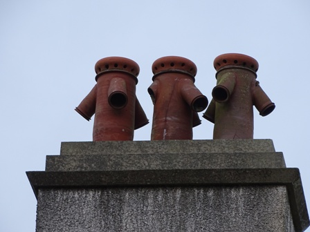 Bridge St Kirkwall B Bell 2 chimneys