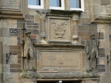 Broad St Kirkwall B Bell 3 Town Hall