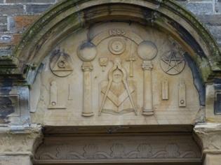 Castle St Kirkwall B Bell 2 Masonic Hall