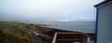 Longhope O rainbow
