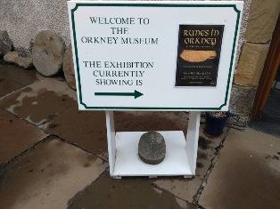 Runes in Orkney