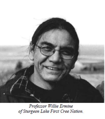 Willie Ermine