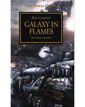 Galaxy in Flames audiobook