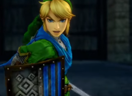 Hyrule Warriors 1