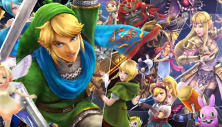 Hyrule Warriors 2