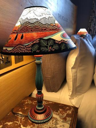 lampshades Cressida Bell