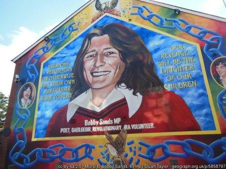Bobby Sands by Stuart Taylor