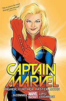 Captain Marvell 3