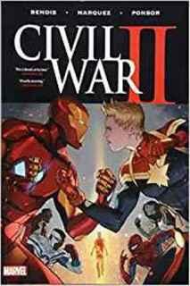 civil war ii Captain Marvel