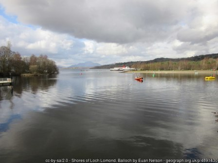 Loch Lomond by Euan Nelson