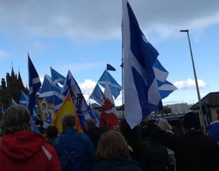 Stornoway march