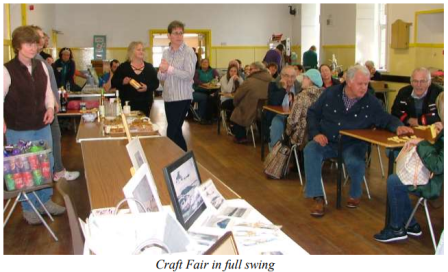 Stronsay craft fair