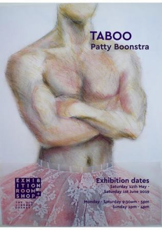 Taboo Patty Boonstra poster