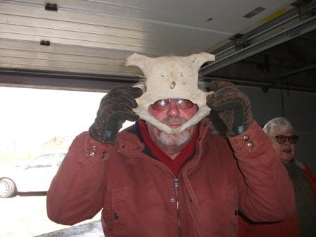 whalebone mask Bell