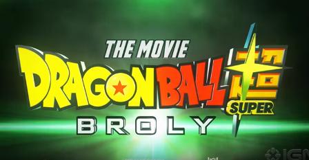 Dragonball Broly